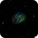 M1 - Crab Nebula Wide Field,                                Doug Gray