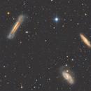 M65+M66+NGC3628 - Leo Triplet,                                Yung Hsu Shih