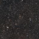 Ursa Major and Integrated Flux Nebula spanse,                                Wes Schwarz