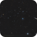 NGC 5907 and friends,                                pirx13