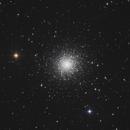 M13 - Great Globular Cluster in Hercules,                                Ivaldo Cervini