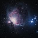 M42 Orion Nebula,                                jakecru