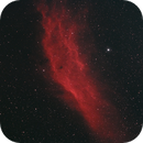 NGC 1499 - California Nebula,                                bits__please