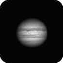 GIF - Jupiter, Io occultation and WCP transit - 1/08/2020,                                Loxley