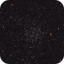 NGC 7789 Caroline's Cluster - nearly full Moon,                                bobzeq25