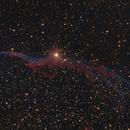 NGC 6960 veil nebula,                                André