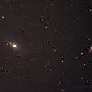 M81 and M82 Galaxies,                                isherwoodc