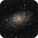 M33 - Triangulum Galaxy,                                minoSpace