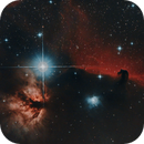 FLAME (NGC 2024) AND HORSEHEAD (B33) NEBULAS,                                Roberto Luiz Spenthof