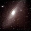 M31 - Andromeda,                                Javier R.