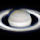 Saturn 10/6/19 - Poor seeing,                                Marlon