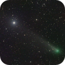 Comet C/2020 F3 NEOWISE,                                José J. Chambó