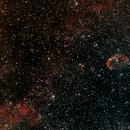 Crescent Nebula - NGC 6888,                                Kai Glasenapp