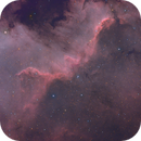Cygnus Wall HaRGB,                                Andrew