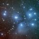 M45 Pleiades,                                Станция Албирео