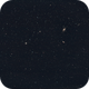 Bode´s nebulae M81 and M82 widefield – 200mm focal lenght,                                Olli67