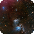 M78 (Infrared and LRGB),                                Toshiya Arai