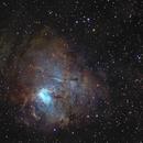 NGC 1491,                                Davy HUBERT