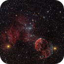 Between IC 443 and M 35 (Version 2021),                                Jenafan