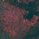 NGC7000,                                Anders Lange