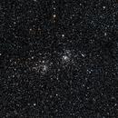 NGC 884 & NGC 869 - Double amas de Persée,                                Jean-Baptiste Auroux