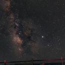 Southern Milky Way,                                Gary Leavitt
