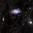 M81, M82, and Comet C2017 T2 (PANSTARR),                                Jeffrey K Lovelace