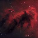 LDN 1622 / Bogeyman Nebula in Ha,                                Chris Sullivan