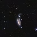 NGC5394 / ARP84  (new processing),                                Michael Deyerler