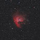 NGC 281,                                Michael Schulze