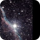 Veil Nebula (NGC6960),                                Astrodobermann