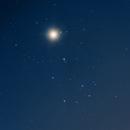 Venus visits the Pleiades,                                Peter Pat