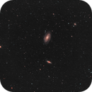 Bode's nebula wild field HaOIIIRGB,                                nyda83