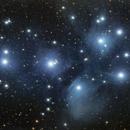 M45 Pleiades,                                Kevin Parker
