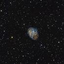 Messier 1 narrowband,                                Alf Jacob Nilsen