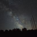Milky way @ Petrova gora (Croatia),                                Ivan Bosnar