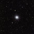M13 Great Globular Cluster in Hercules,                                Nicholas Gialiris