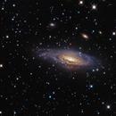 NGC 7331,                                remidone