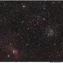 NGC7635 Bubble Nebula,                                apophis