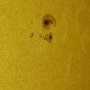 Sunspot group 2822 (Continuum),                                Robert Schumann