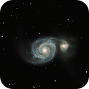 m51 of 20.02.2008 taken by Carlo Martinelli and processed by me,                                Stefano Ciapetti