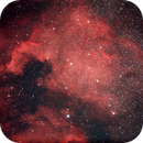North American Nebula,                                Joe Haberthier