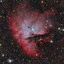 NGC 281 HaOIIILRGB,                                Marco Bocchini