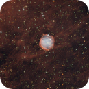 Abell 71 with SH2-115,                                astroian