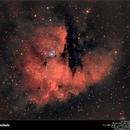 NGC 281 Pacman Nebula,                                Toni Mancera