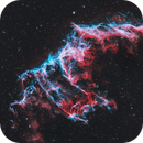 NGC 6995 (Eastern Veil Nebula),                                Trevor Jones