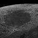 The Moon - Mare Crisium, landing view :),                                Francesco Cuccio
