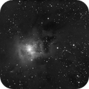 ngc7023 - 700 x 20secs unguided subs with qhy183 and Newton Orion f 3.9,                                Stefano Ciapetti