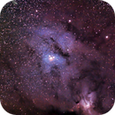 IC4604 Rho Ophiuchi cloud complex,                                James Patterson
