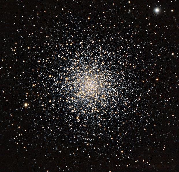 Messier 3 (globular cluster),                                Henning Schmidt